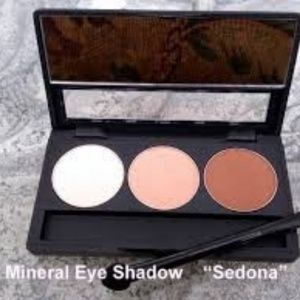 Sedona Beauticontrol Mineral Shadow Trio